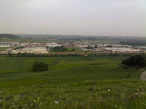 Poligono industrial Villalonquejar