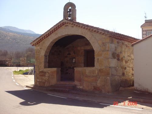 Navamures Ermita