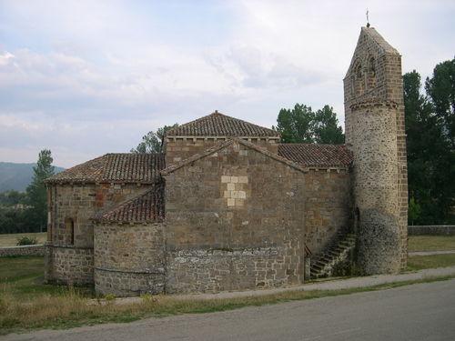 San Salvador de Cantamuda (Colegiata)