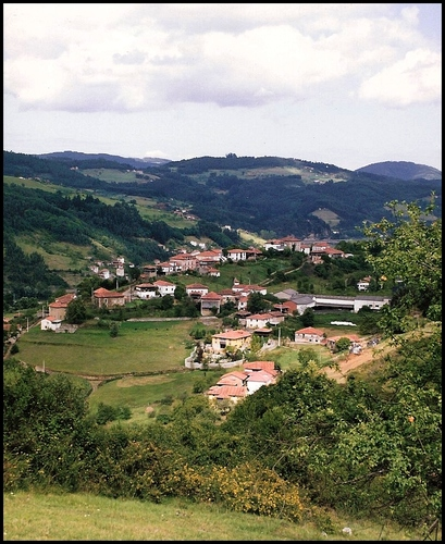 San Justo de la Doriga, Salas.
