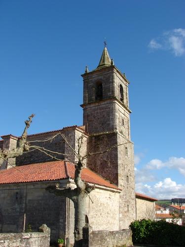 Iglesia de Galizano (Cantabria)