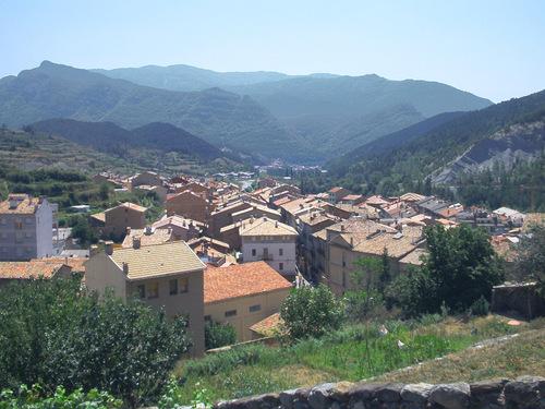 Bagà, al Berguedà