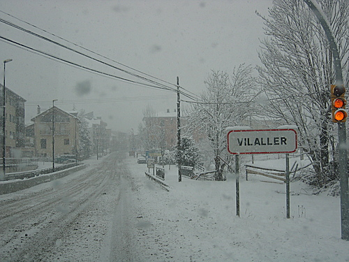 Nevada a Vilaller