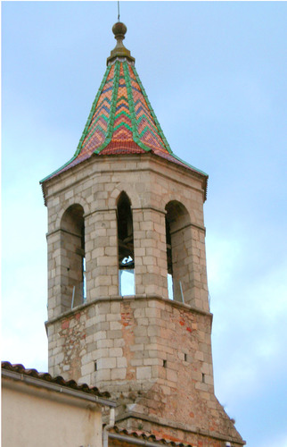 Campanar de Viladrau, Osona