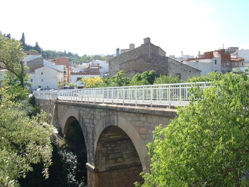 Puente en Alcudia de Veo