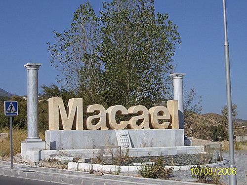 macael entrada