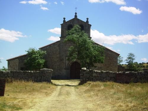 Ermita de cardeñosa