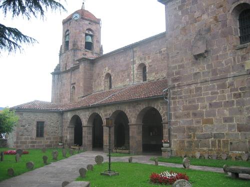 Iglesia etxalar
