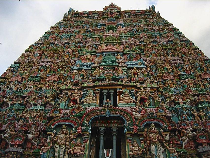 Erotic Gopuram Kumbakonam, Tamil Nadu, India