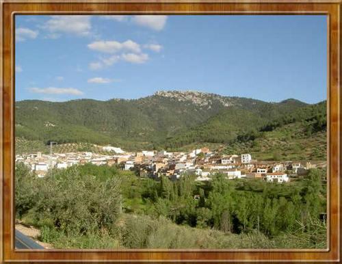 Mi Pueblo...Benatae By David Glez.