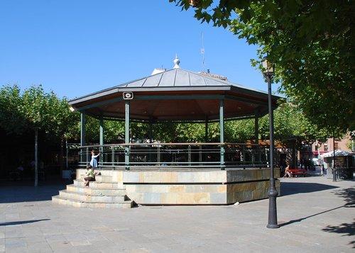 Quiosco (Lodosa, 28-10-2007)
