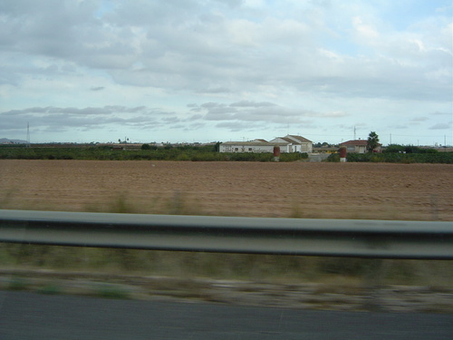 bodega vino campo cartagena desde autovia murcia