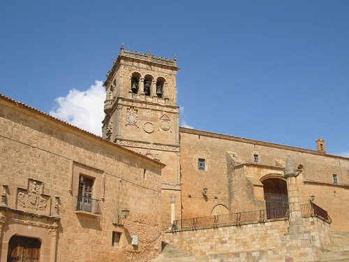 sul - Iglesia de Episcopal - Almazan