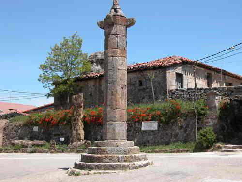 HACINAS (Burgos). 2005. 12. Picota (sXVI).