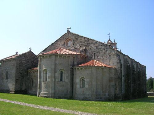 Iglesia de San Salvador de Bergondo