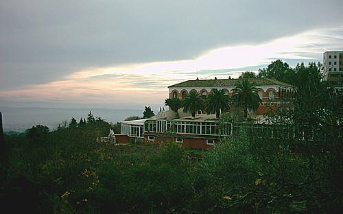 Vista del Hotel Al Mihrab
