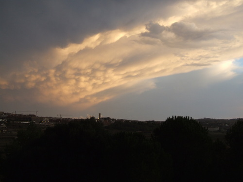Storm warning oct 07