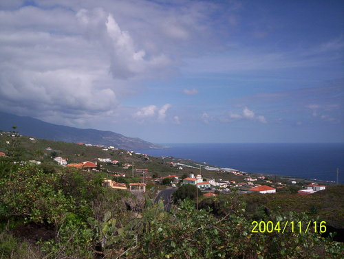 View from Villa de Mazo.