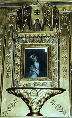 Patrona Virgen del Desprecio