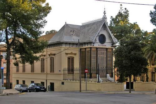 Villa Eugenia(Godella)