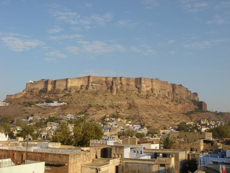 Mehrangarh - The Fort of Jodhpur