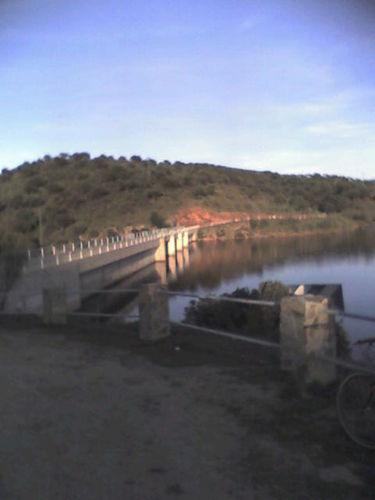 Presa del Río Gévalo