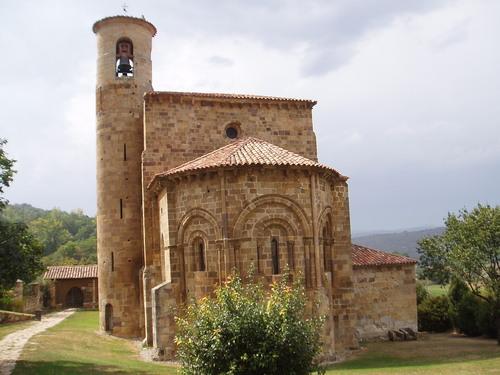 Colegiata Románica de San Martín de Elines