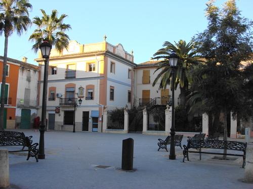 Plaça Pais Valenciá