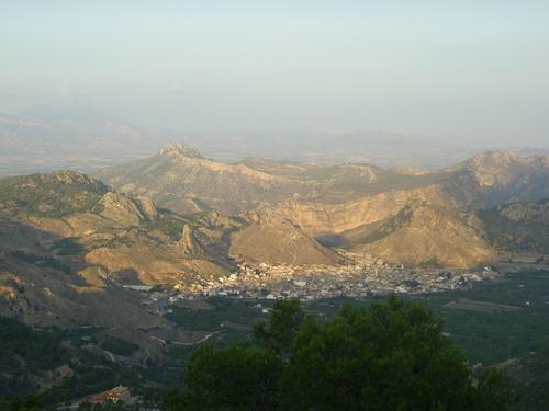 Views of Ricote - Murcia - Spain