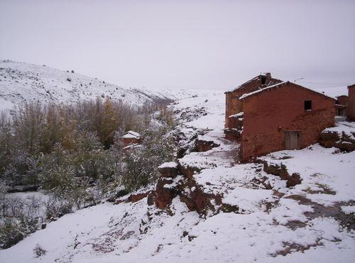 Riscos nevados