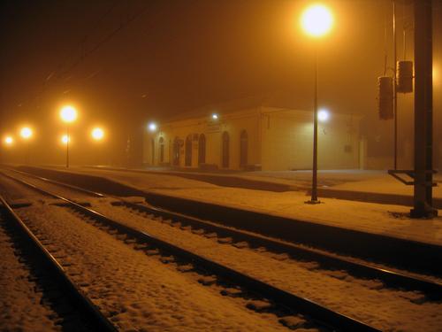 Medinaceli estación