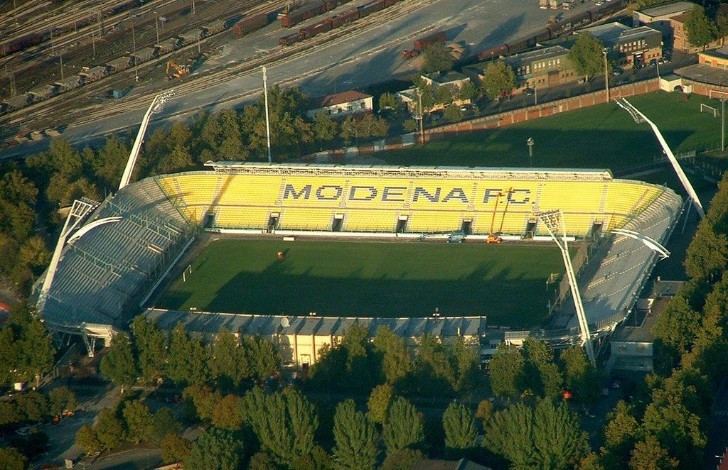Modena stadium