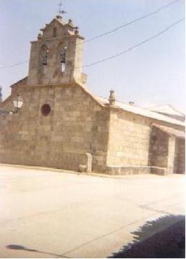 Iglesia de Robledo Hermoso