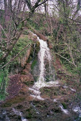 Cascada Riera de Cogolls, Camping Moli de Vilamala, Girona