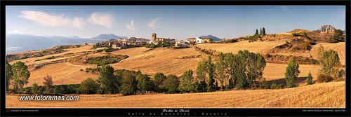 Panorama - Arzoz