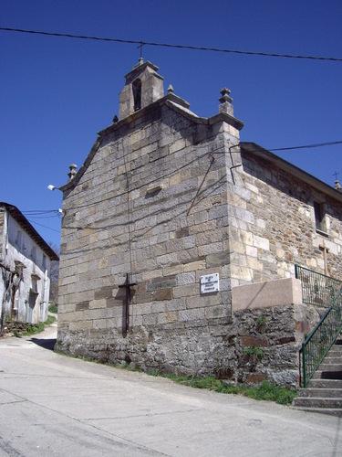 Iglesia Pedralba de la pradería