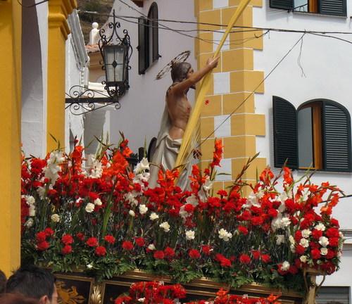 Procesión Abril 2007 en Algarrobo