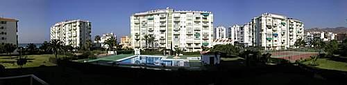 El Morche Block Canes 180° Panorama