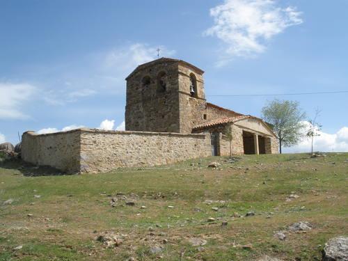 Iglesia de la Asunción, Ausejo de la Sierra (Soria), 4 de Mayo de 2008
