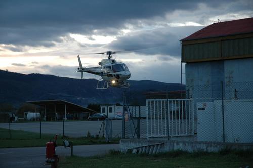 Aerodromo de la Morgal