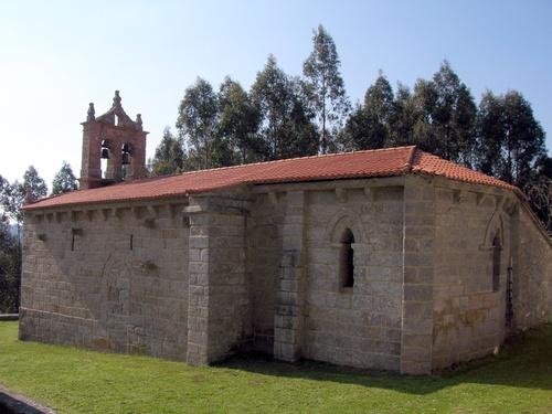 Iglesia de Santa Mariña de Lesa