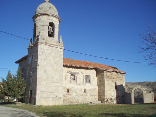 Iglesia de Villalmóndar