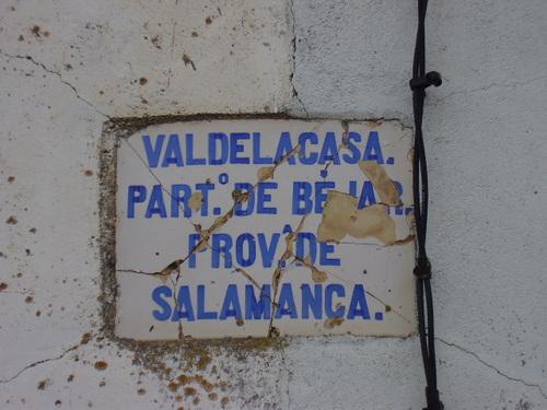 ¡¡Valdelacasa!!