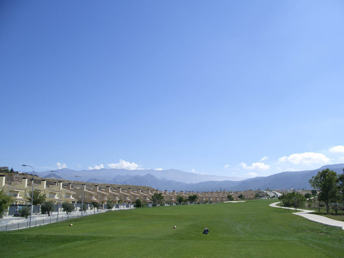 Santa Clara Golf Club Granada - Hole No 7 Par 5