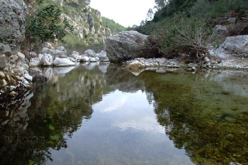 Entrada Barranco del Infierno (by vtemz)