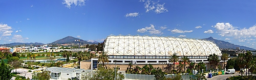San Pedro de Alcántara - Palacio de Deporte