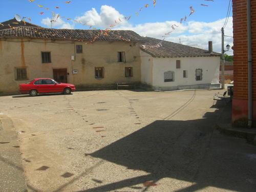 plaza de Oteros de Boedo
