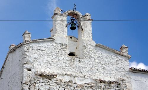 "Spain - Andalucia - Canillas de Albaida - Ermita de Santa Ana - ""Conquest by Ferdinand and Isabella Velez in 1487"" - 2007"