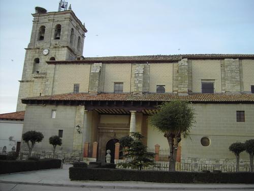 Iglesia de Santa Cruz S - XVI - Grijota (Palencia)