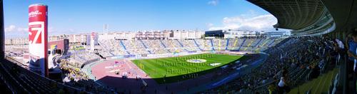 Estadio de Gran Canaria, Las Palmas de Gran Canaria